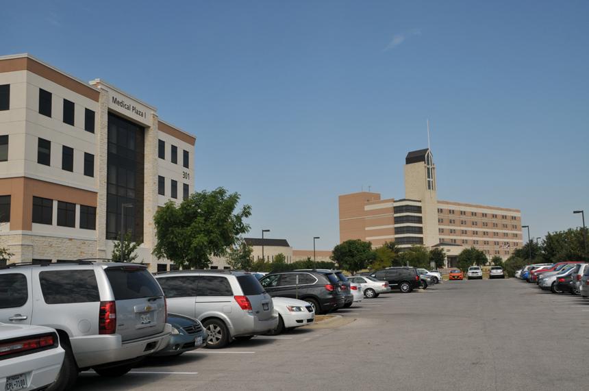 Medical Plaza and Seton PF