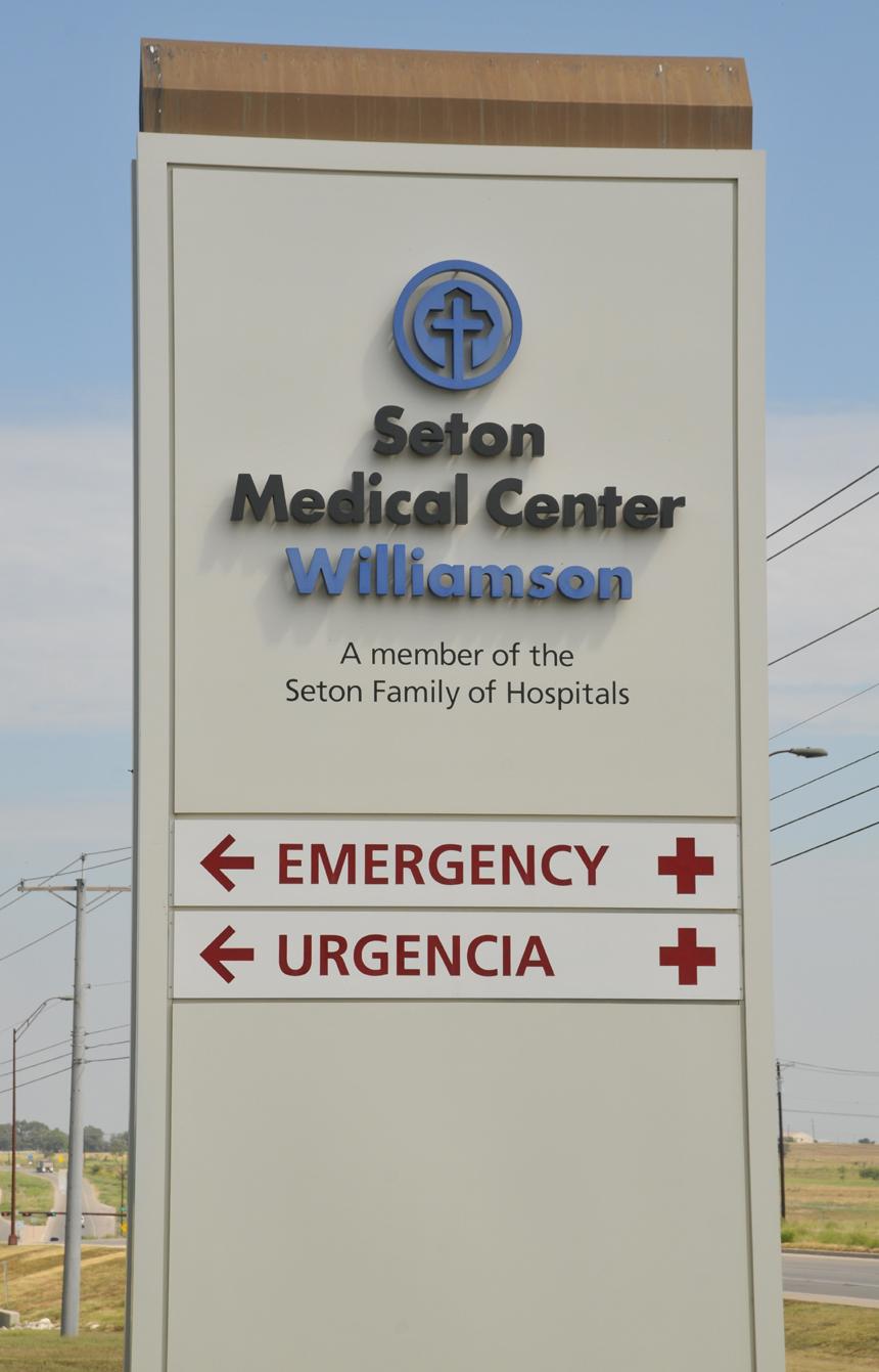 Seton sign PF
